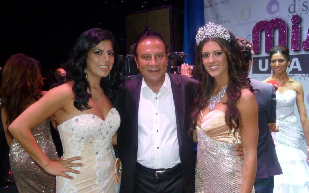 Miss Arab USA Pageant Phoenix Arizona 7/14/12