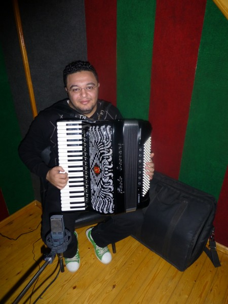 Accordion, wael El Nagar