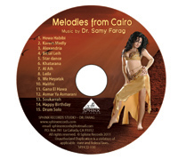 melodies cd